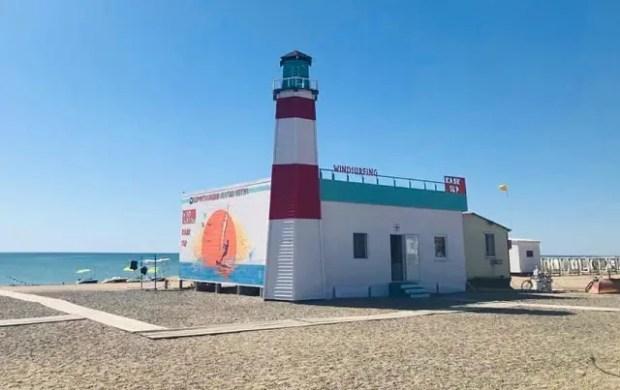 На контроле – пляжи западного побережья: в Саках и Сакском районе