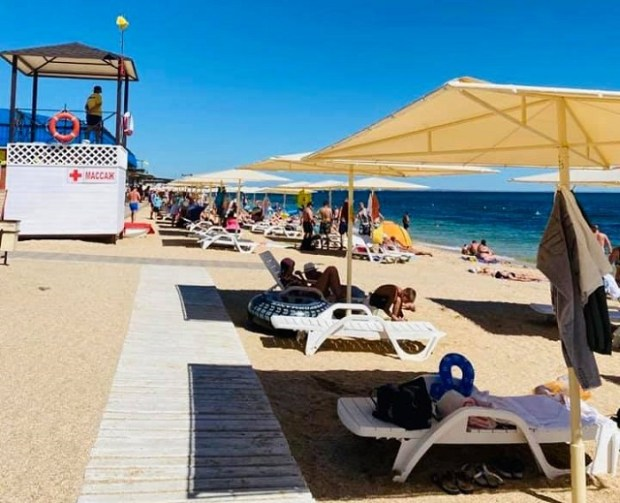 Что показала очередная проверка пляжей в Феодосии