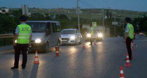 С 18 по 20 сентября в Крыму - профилактические мероприятия «Нетрезвый водитель»