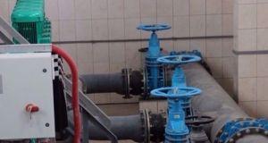В микрорайоне Симферополя Красная горка заработала насосная станция