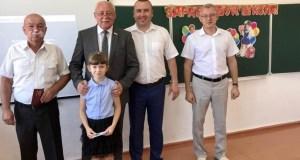Крымские парламентарии провели «Урок Победы»