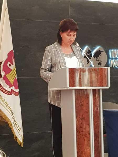 Состоялось годовое Собрание представителей нотариальных палат субъектов РФ