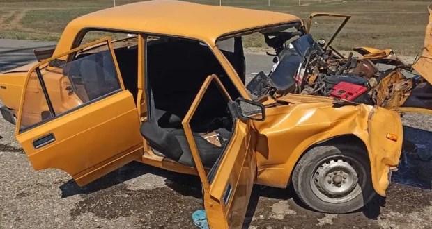 Два человека погибли в ДТП на дороге «Митяево – Трудовое» в Сакском районе Крыма