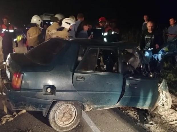 Вечернее ДТП под Феодосией: двое пострадавших