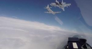 Генштаб России: количество перехватов иностранных самолетов над Черным морем выросло на 21%