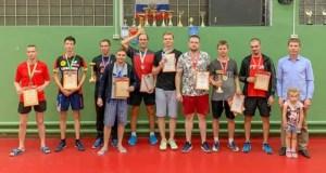 Дарья Томулис и Игорь Курило – победители Кубка Крыма по настольному теннису