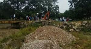 Экологи остановили незаконные работы в русле реки Бурульча в Белогорском районе Крыма
