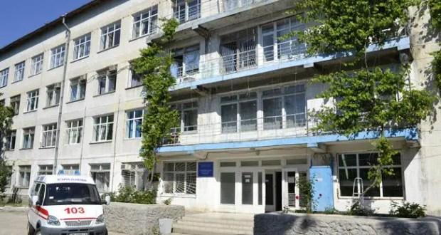 Симферопольская клиническая больница перепрофилирована в «ковидный» госпиталь