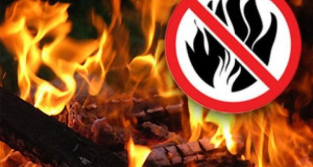 В Крыму до 5 сентября – чрезвычайная пожарная опасность