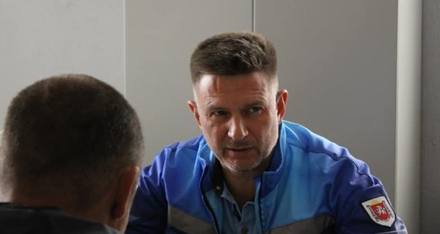 В Крыму еще одна громкая отставка. Уволен министр транспорта Республики