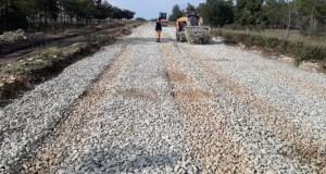 В Евпатории ремонтируют дороги