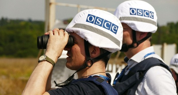 «Как в Донбассе». На Украине хотят привлечь к мониторингу границы с Крымом миссию ОБСЕ