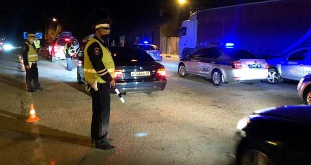 В Ялте ловили пьяных за рулем