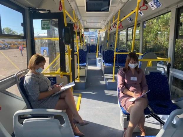 В Севастополе определили лучшего водителя троллейбуса