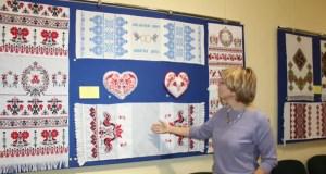 В Крымском этнографическом музее - биеннале восточнославянской народной вышивки «Узор на полотне»