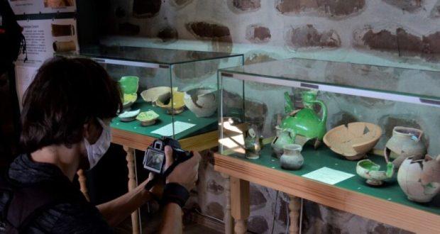В Судакской крепости - межмузейная выставка «Средневековый Солхат: история и культура»