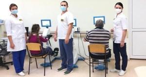 В крымской республиканской больнице им. Семашко открыто отделение медицинской реабилитации