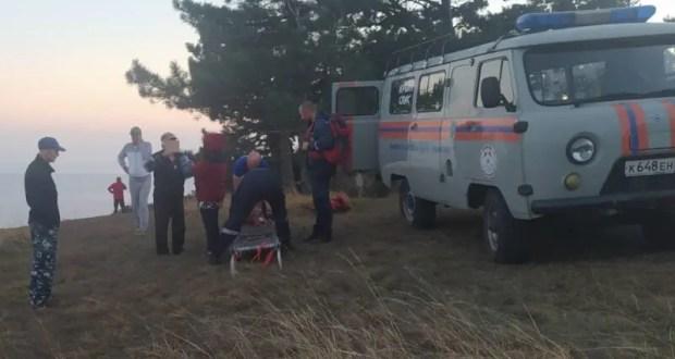 На Таракташской тропе заблудилась группа глухонемых, пожилых туристов