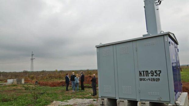 Сергей Аксёнов проверил ход выполнения строительных работ на объектах водообеспечения