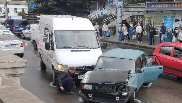 На дорогах Севастополя на минувшей неделе никто не погиб в ДТП