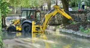 Эксперт: очистить воду Салгира можно