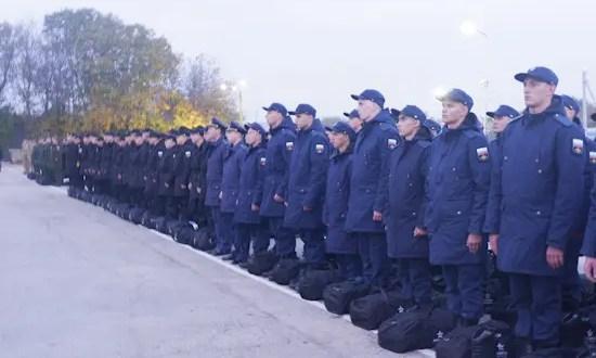 Более 500 новобранцев из Севастополя отправятся проходить службу в ходе осеннего призыва-2020