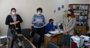 В Севастополе экзаменовали юристов, намеренных стать нотариусами