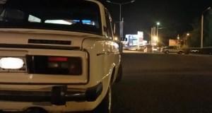 В Симферополе остановили «гонщика» на ВАЗе. Был «под кайфом»