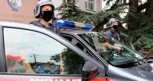Сотрудники Росгвардии в Крыму предотвратили ряд правонарушений