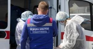 Севастопольские больницы получили автомобили из правительственного гаража