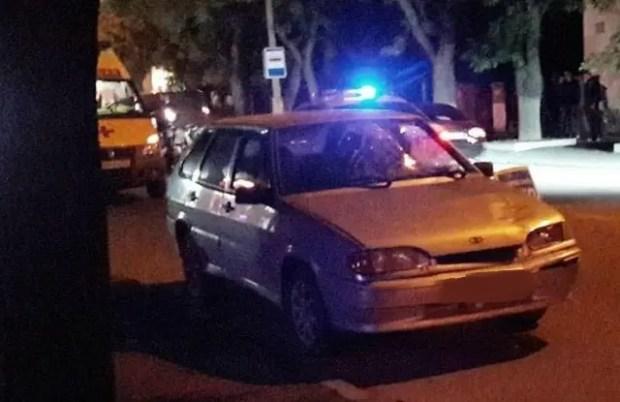 Вечернее ДТП в Евпатории: парень на ВАЗе сбил насмерть пешехода