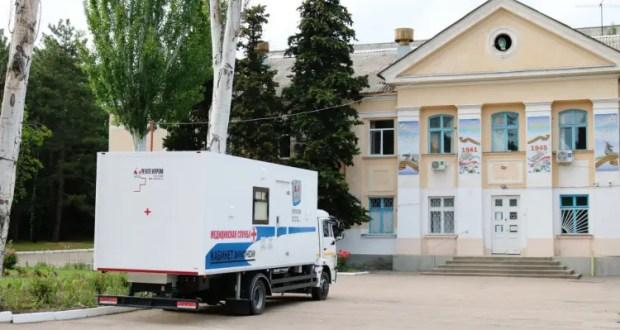 В севастопольской горбольнице №9 снова оказывают плановую медицинскую помощь