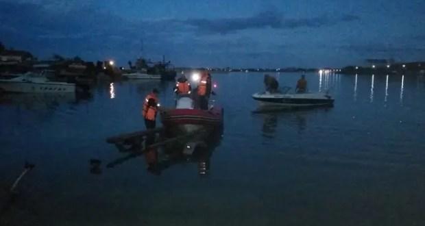 Вечернее происшествие в открытом море. На помощь пришел «КРЫМ-СПАС»