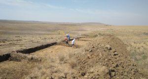 В Крыму при прокладке водовода найдено поселение времен Золотой Орды