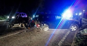 ДТП в районе севастопольского поселка Сахарная головка: трое пострадавших