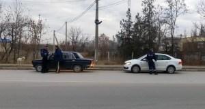 Госавтоинспекция провела в Симферопольском районе операцию «Встречная полоса, обгон»