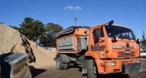 Севастопольский Автодор готовит дороги региона к зиме