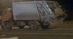 Ночное ДТП под Севастополем: мусоровоз сбил пешехода