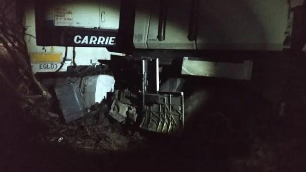 В вечернем ДТП на трассе «Таврида» серьезно пострадал водитель BMW