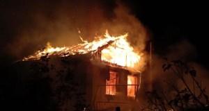 «Огненные» сутки в Крыму: 6 пожаров. Что и где горело