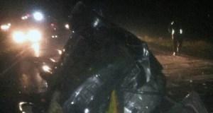 Ночное ДТП в Нижнегорском районе Крыма: один человек погиб, двое госпитализированы