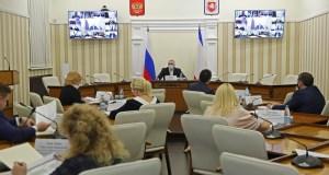 Аксёнов напомнил крымским чиновникам о личном контроле строек и объектов благоустройства