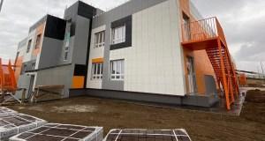 Строительство детского сада в микрорайоне Симферополя «Крымская роза» вышло на финишную прямую
