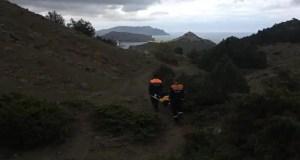 Происшествие на горе Перчем под Судаком: в беду попала женщина
