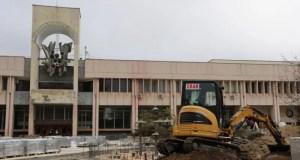 В Симферополе реконструируют семь общественных территорий