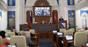 В Заксобрание Севастополя поданы 4 кандидатуры на должность Уполномоченного по правам человека