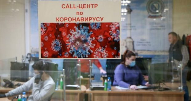 Власти Севастополя: с дозвоном в ситуационный центр по COVID-19 проблем нет