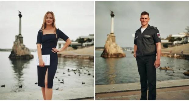 Елизавета Шимова и Михаил Ничик - «Мисс и Мистер Студенчество Севастополя – 2020»