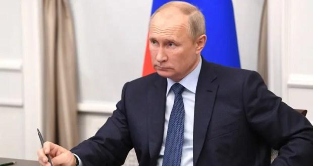 ТАСС: Оглашение послания Путина Федеральному собранию может состояться в начале 2021 года