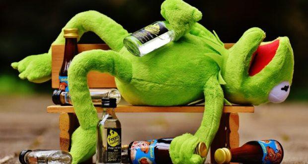 В России предложили запретить продажу алкоголя в Новогодние праздники
